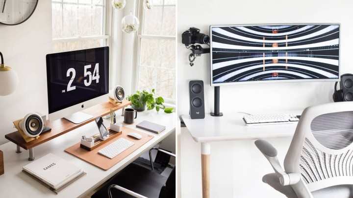 Best Minimalist Desk Setups