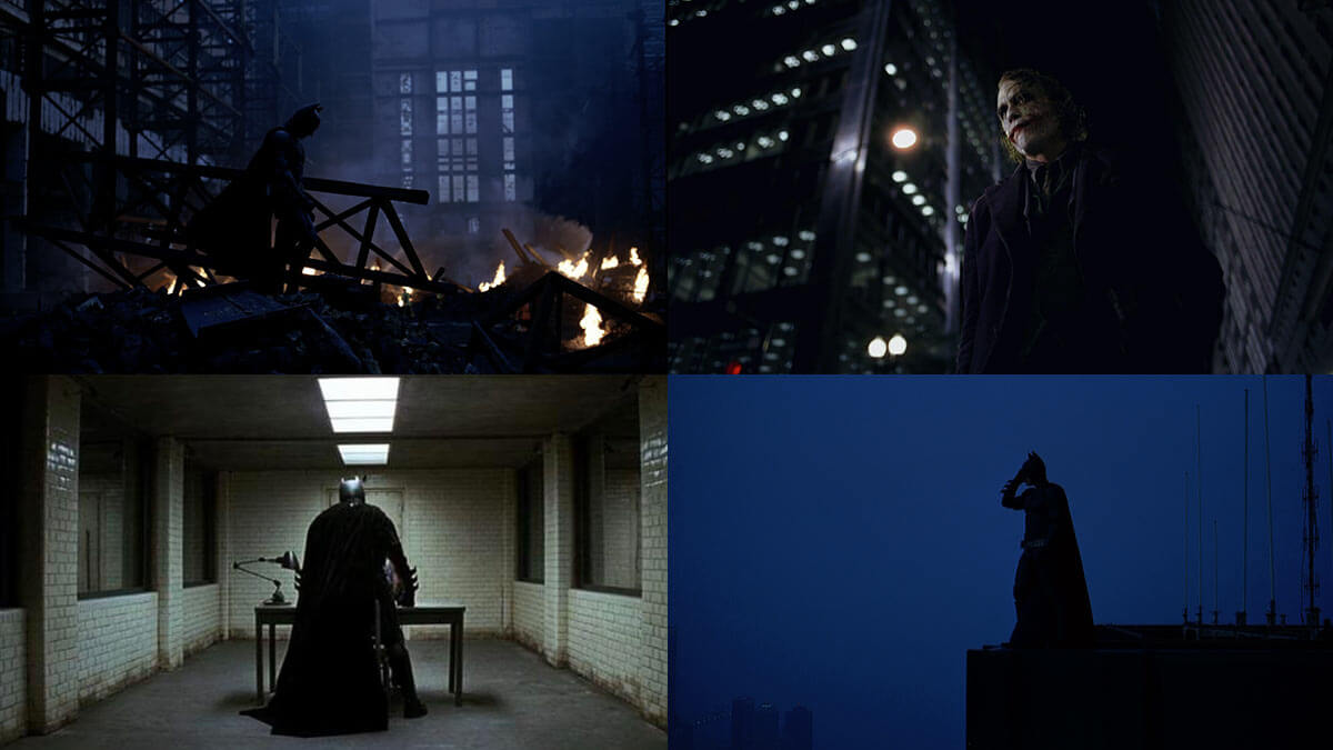 Dark Knight 2008 Cinematic Movie Stills