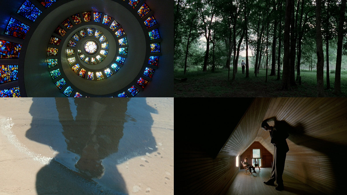 The Tree of Life Beautiful Movie Scenes