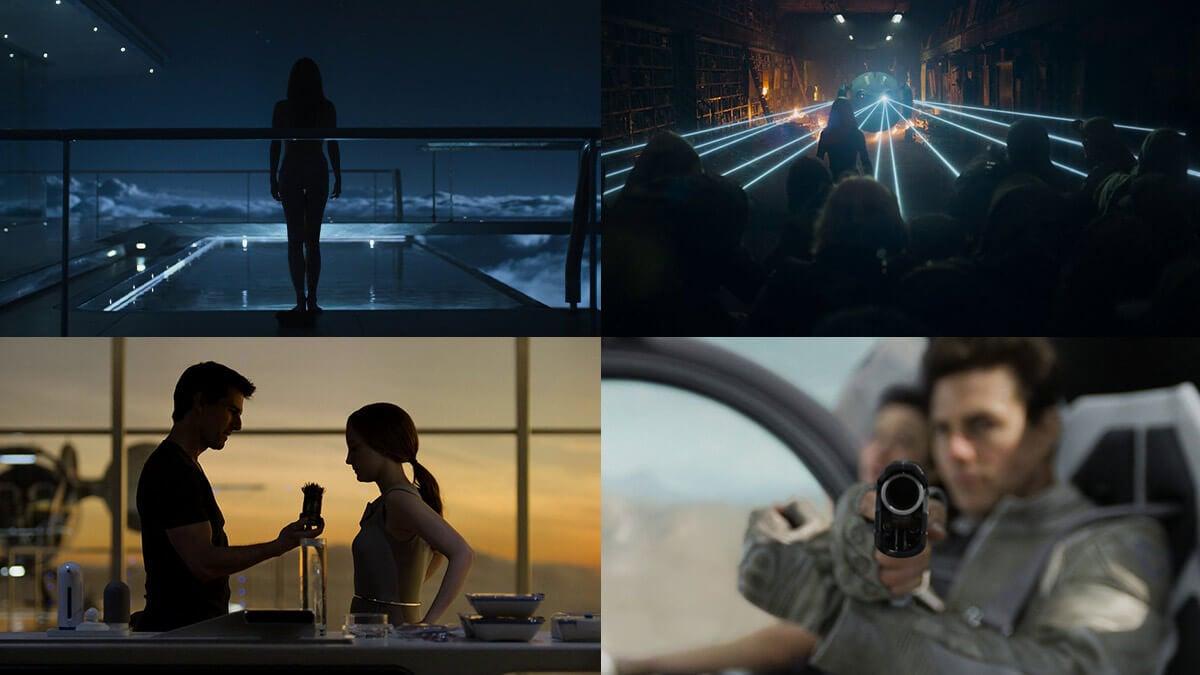 Oblivion movie images