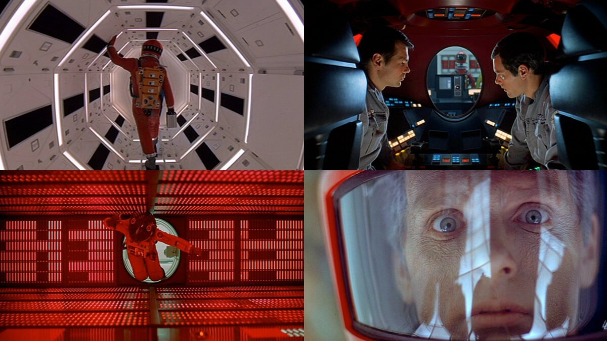 Space Odyssey Film Cinematics