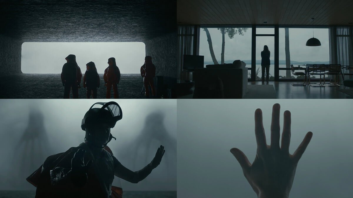 Arrival Appealing Movie Shots
