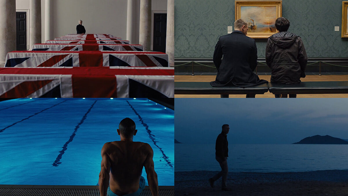 Skyfall Cinematic Photos from Film