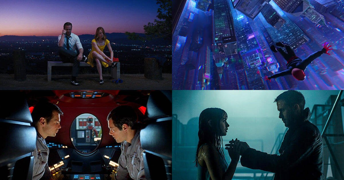 Most Visually Stunning Movies With the Best Cinematography