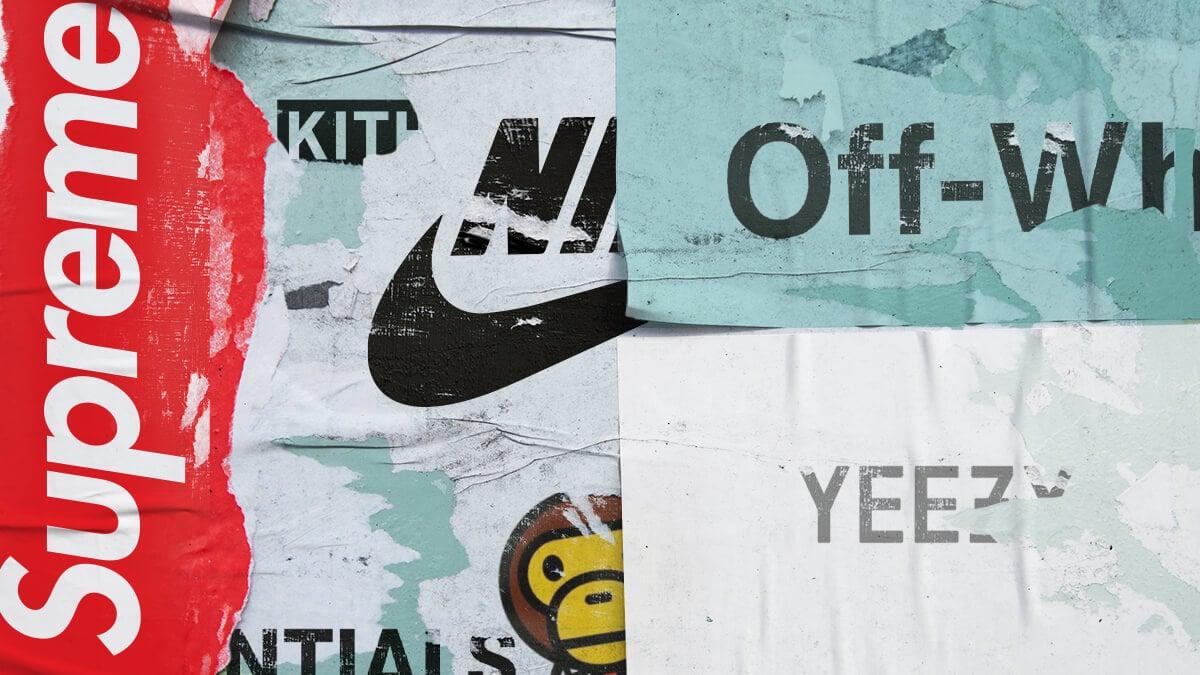 Streetwear Fonts & Hypebeast Typefaces
