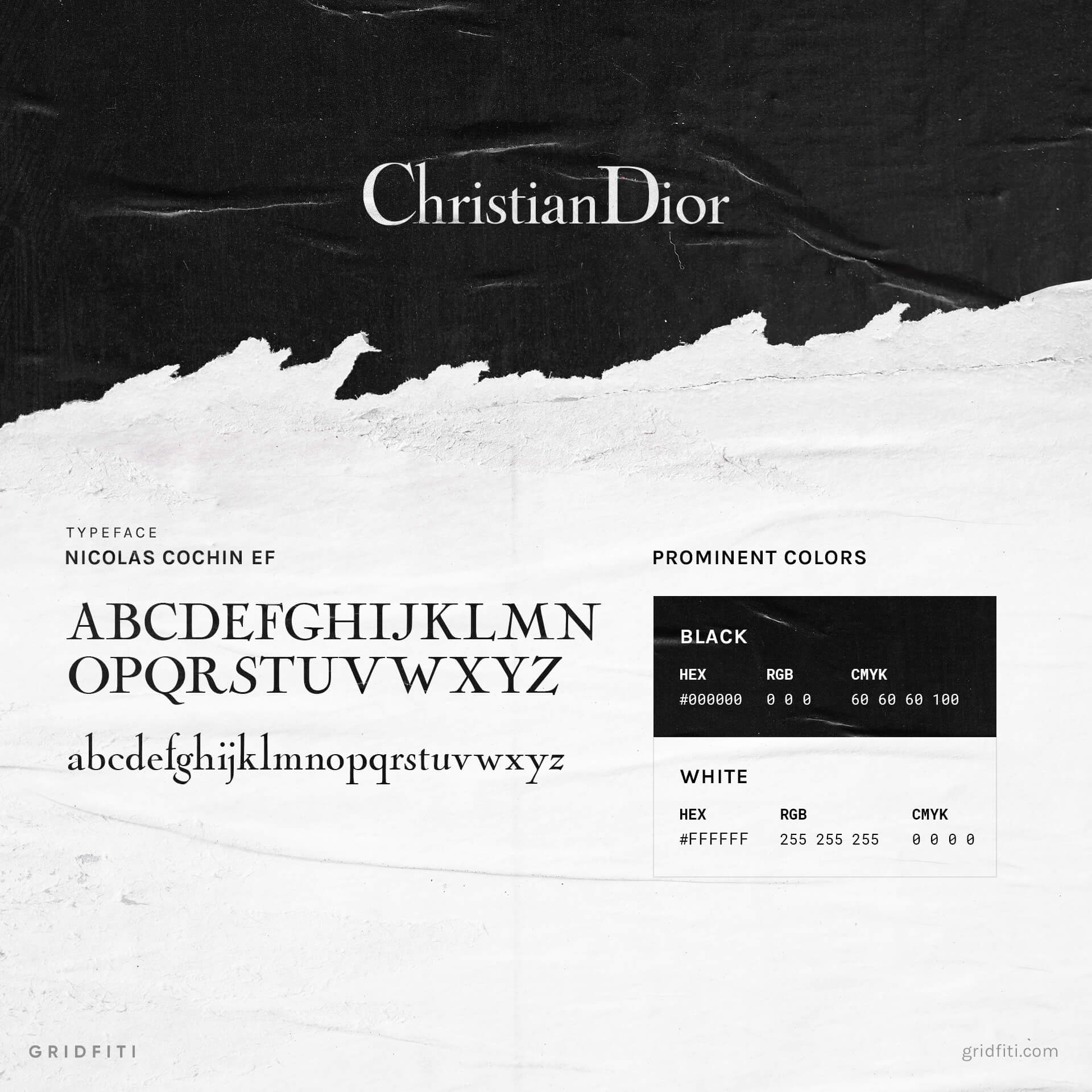 Christian Dior Font