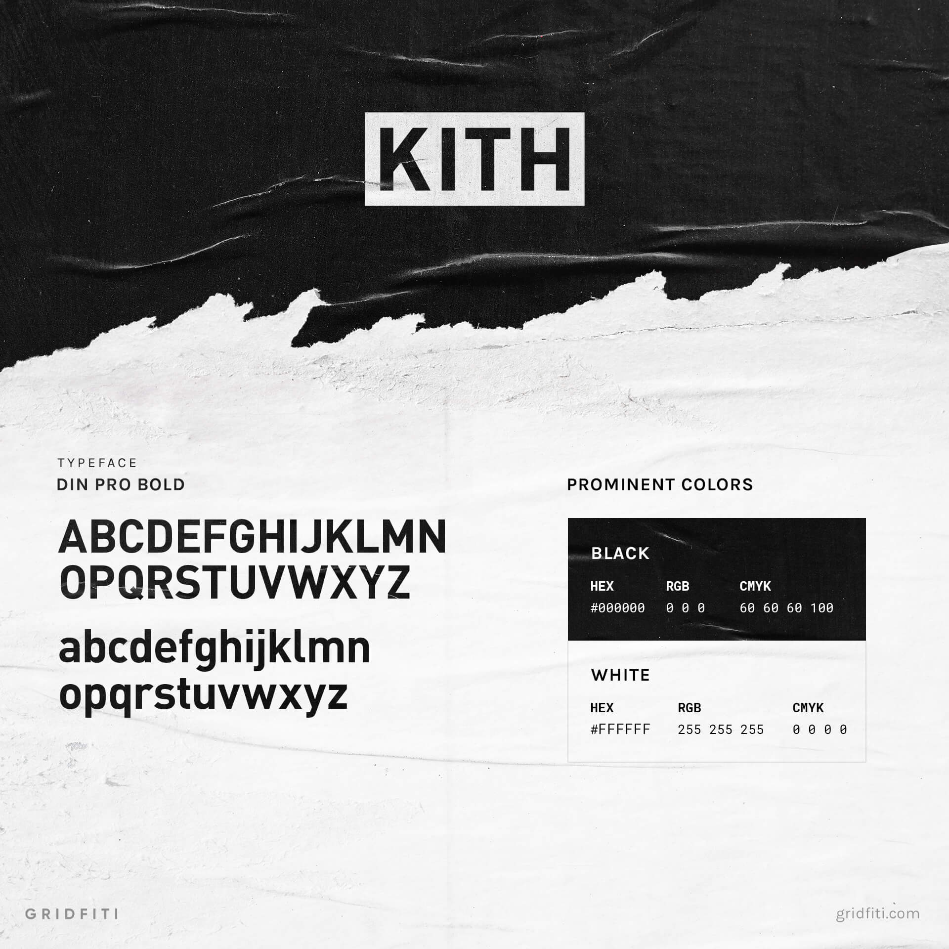 Kith Font with Logo Typeface