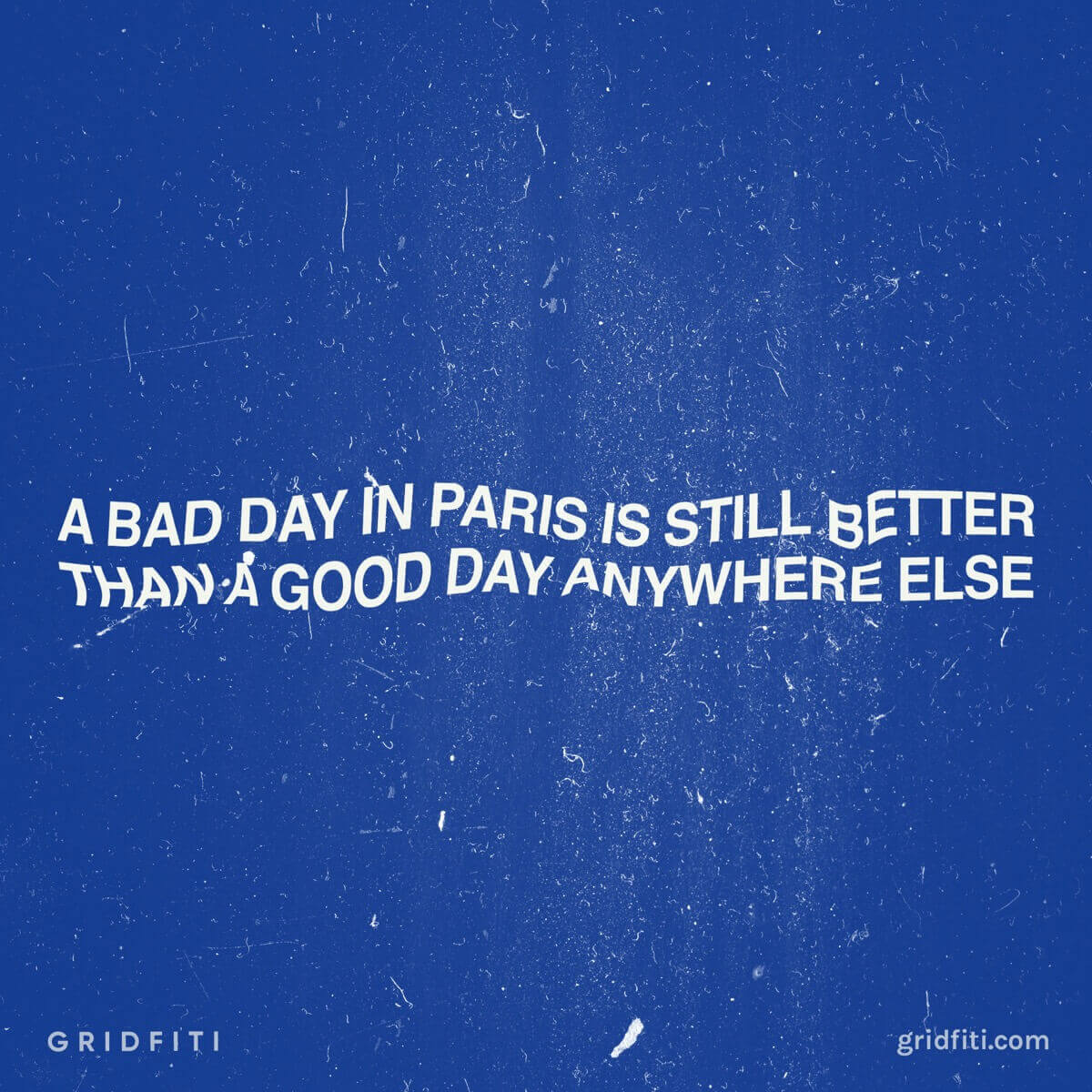 Best Paris Quote