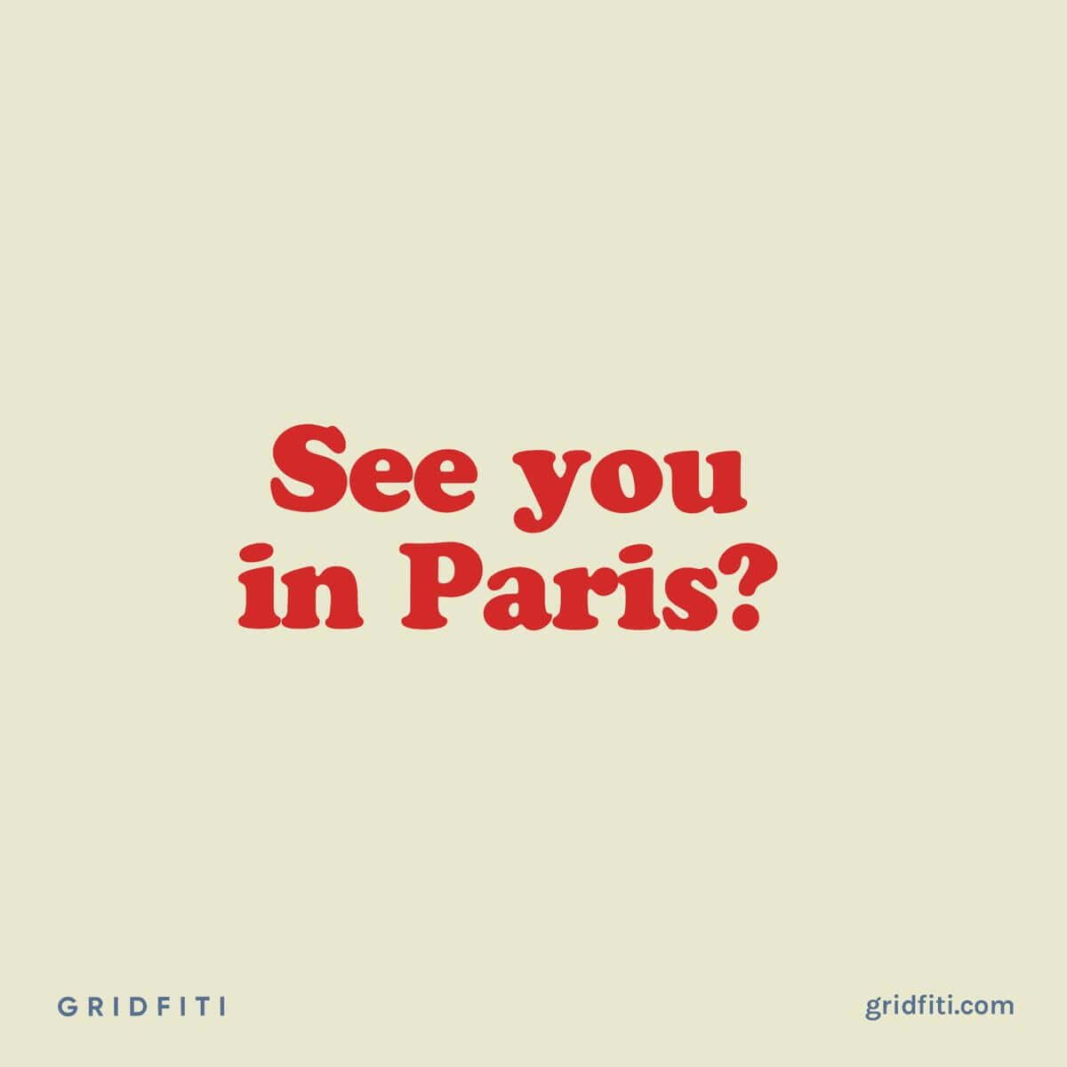 I'll see you in paris quotation
