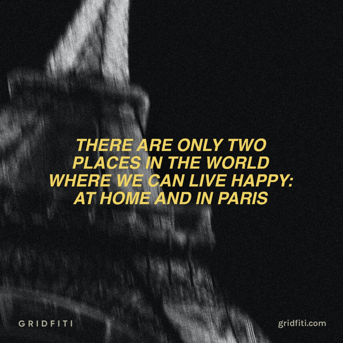 Ernest Hemingway Paris Quote