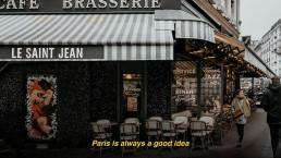 Famous Paris Sayings & Quotes