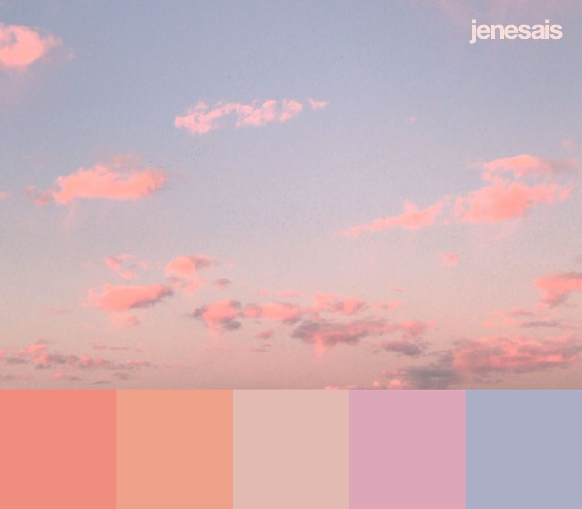 Cloud Color Palette