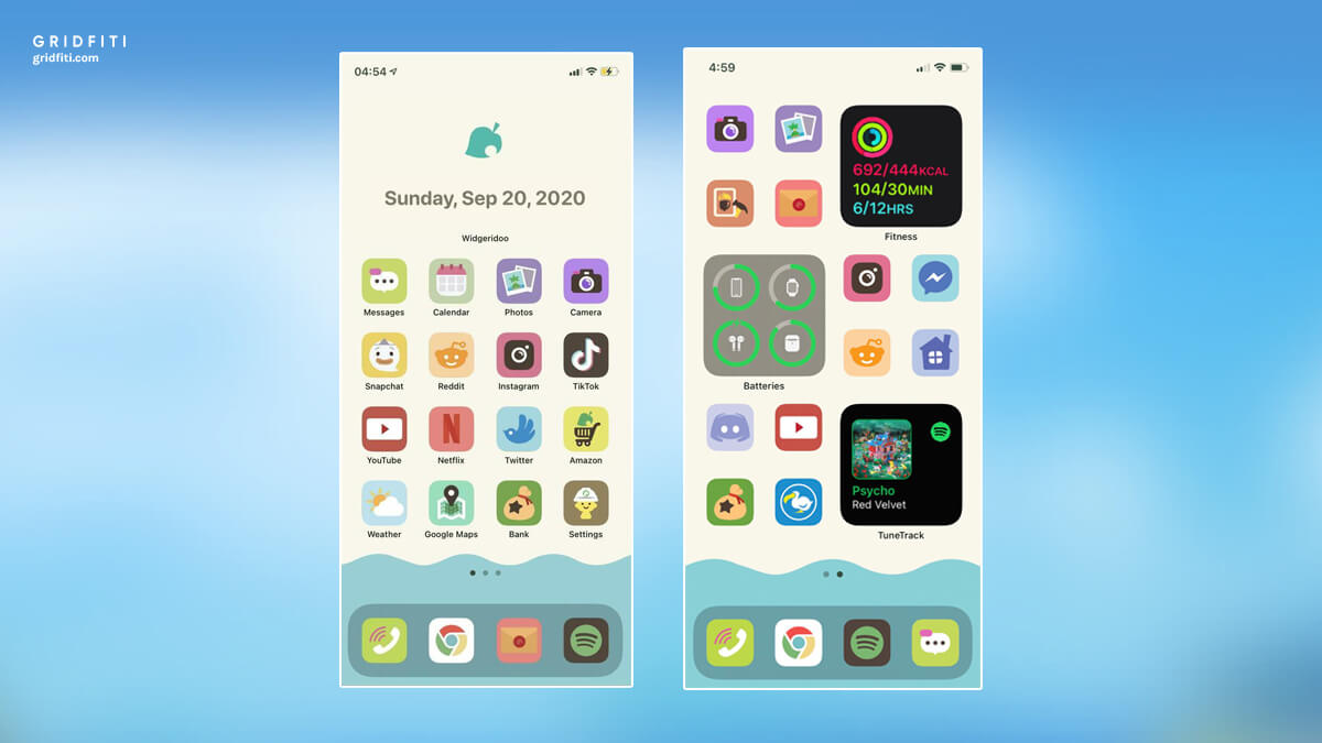 Nook Phone Animal Crossing - ACNH App Icons