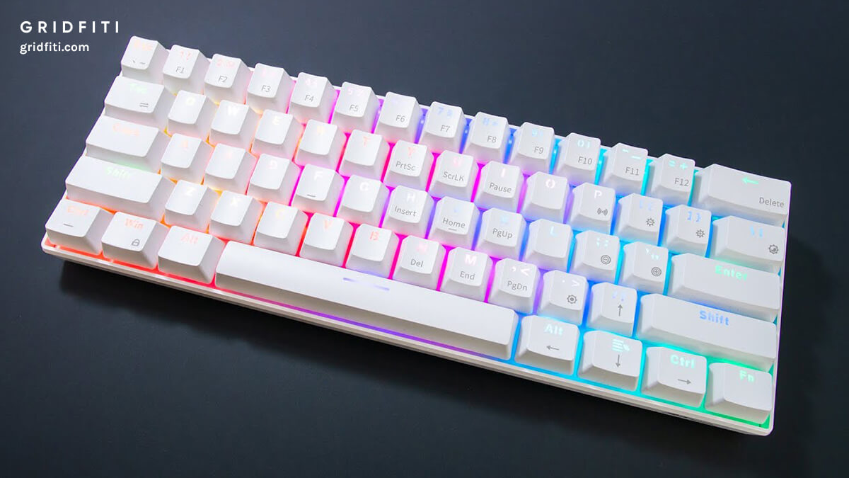 RK61 Royal Kludge Gaming 60% Keyboard