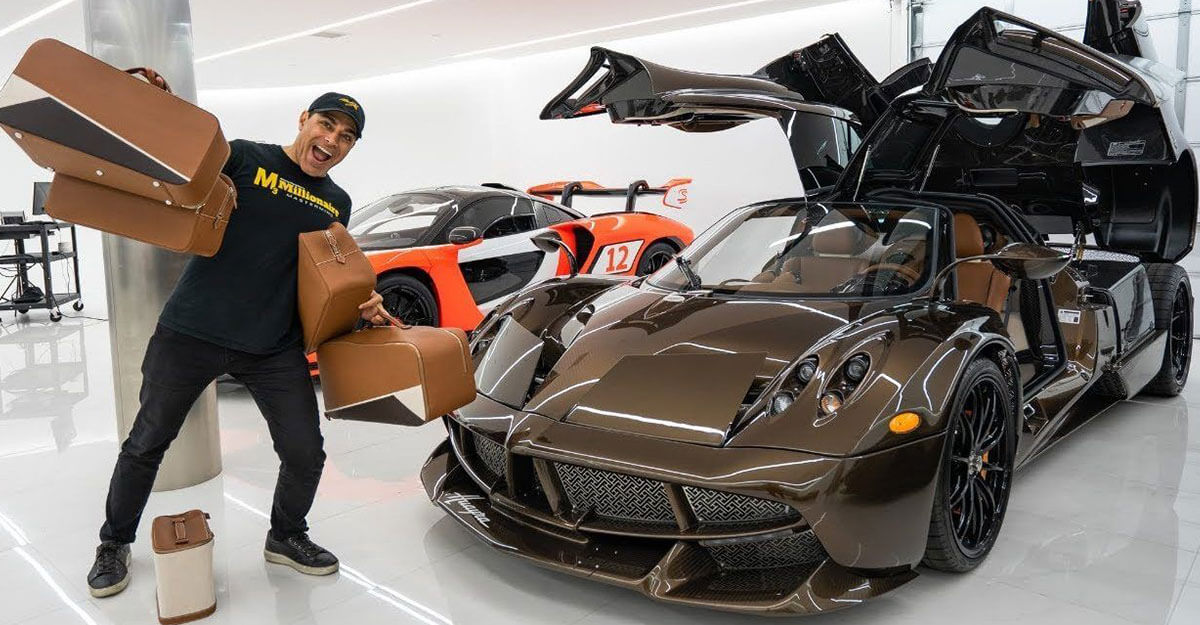Manny Khoshbin - Supercar Vlogger