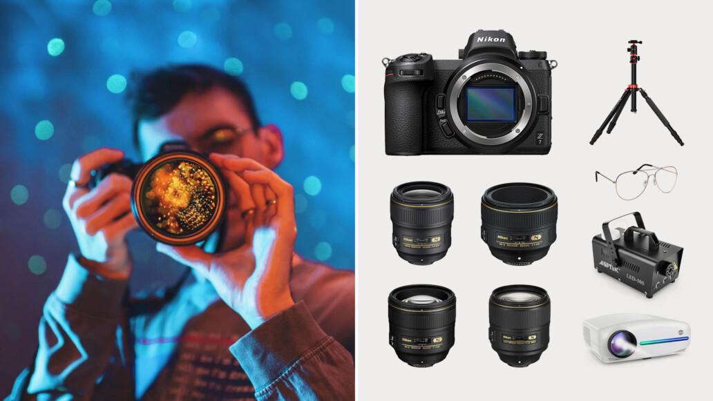 Brandon Woelfel's Camera Gear & Creative Accessories