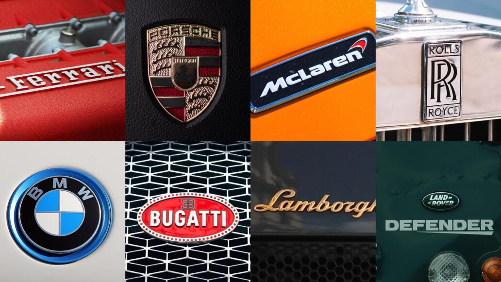 Car Fonts & Automotive Brands