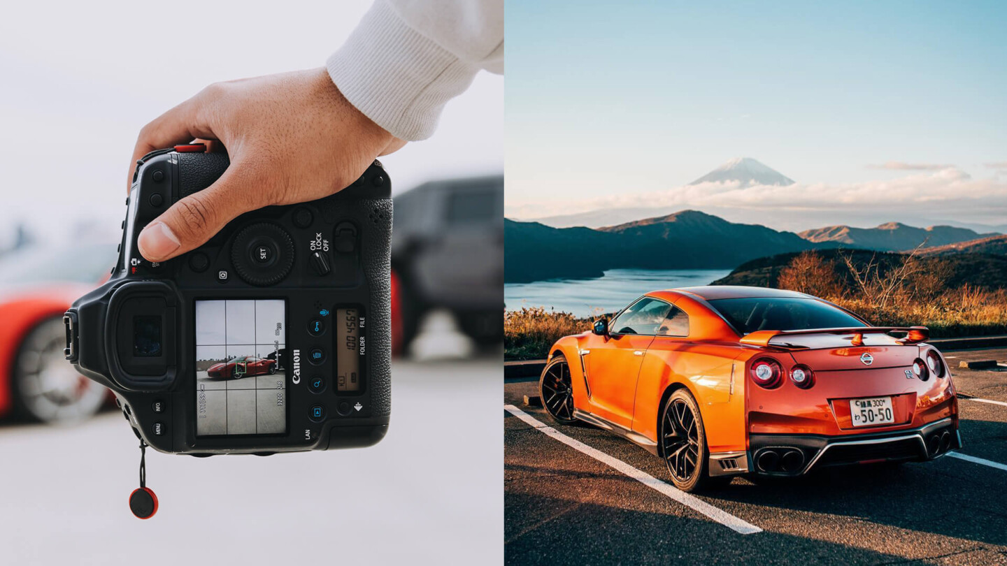 Best Camera for Car Photography