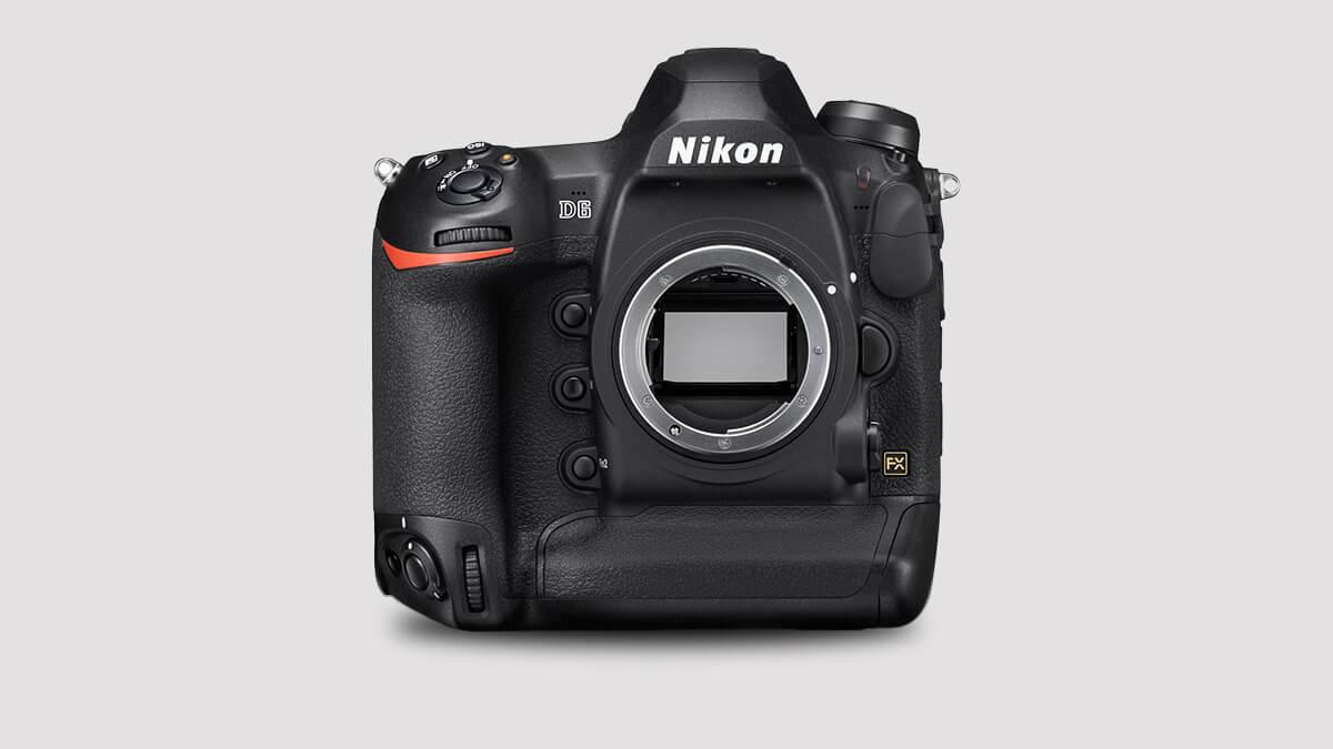 Nikon D6 for Car Photos