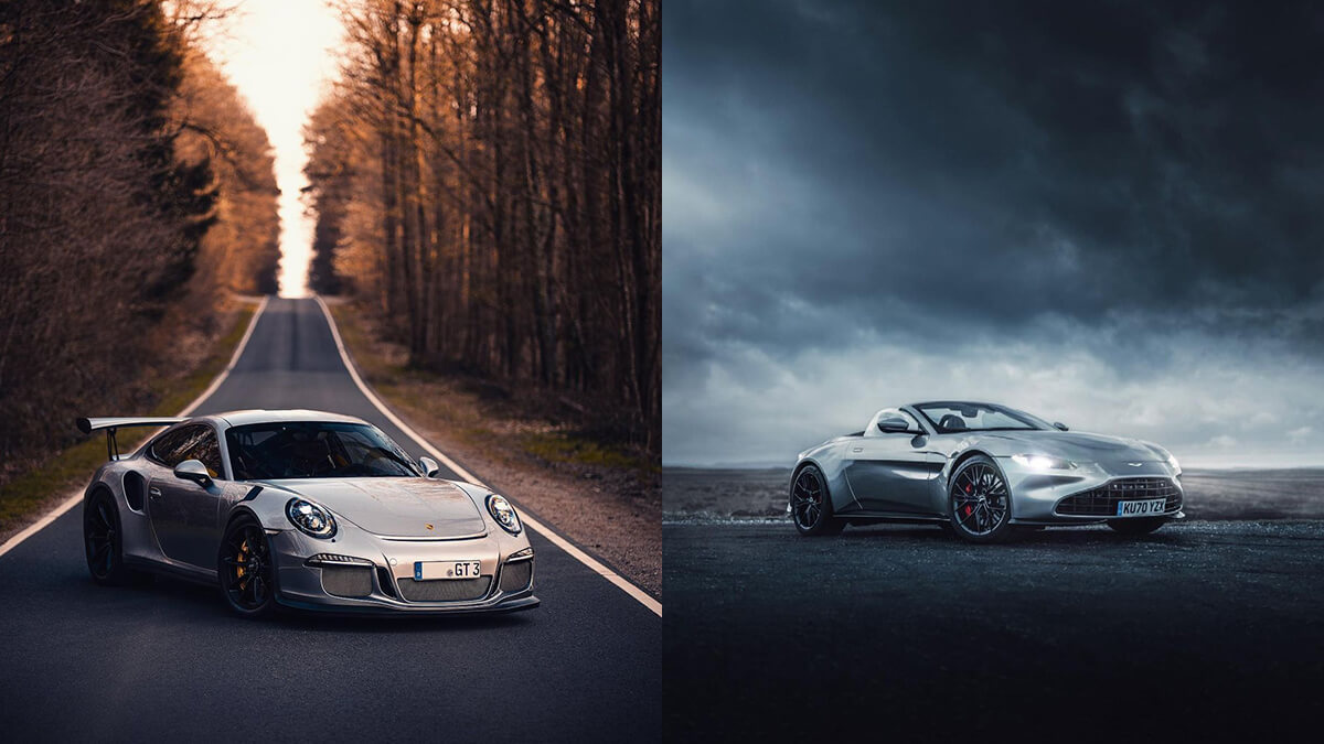 Sony Automotive Photographers
