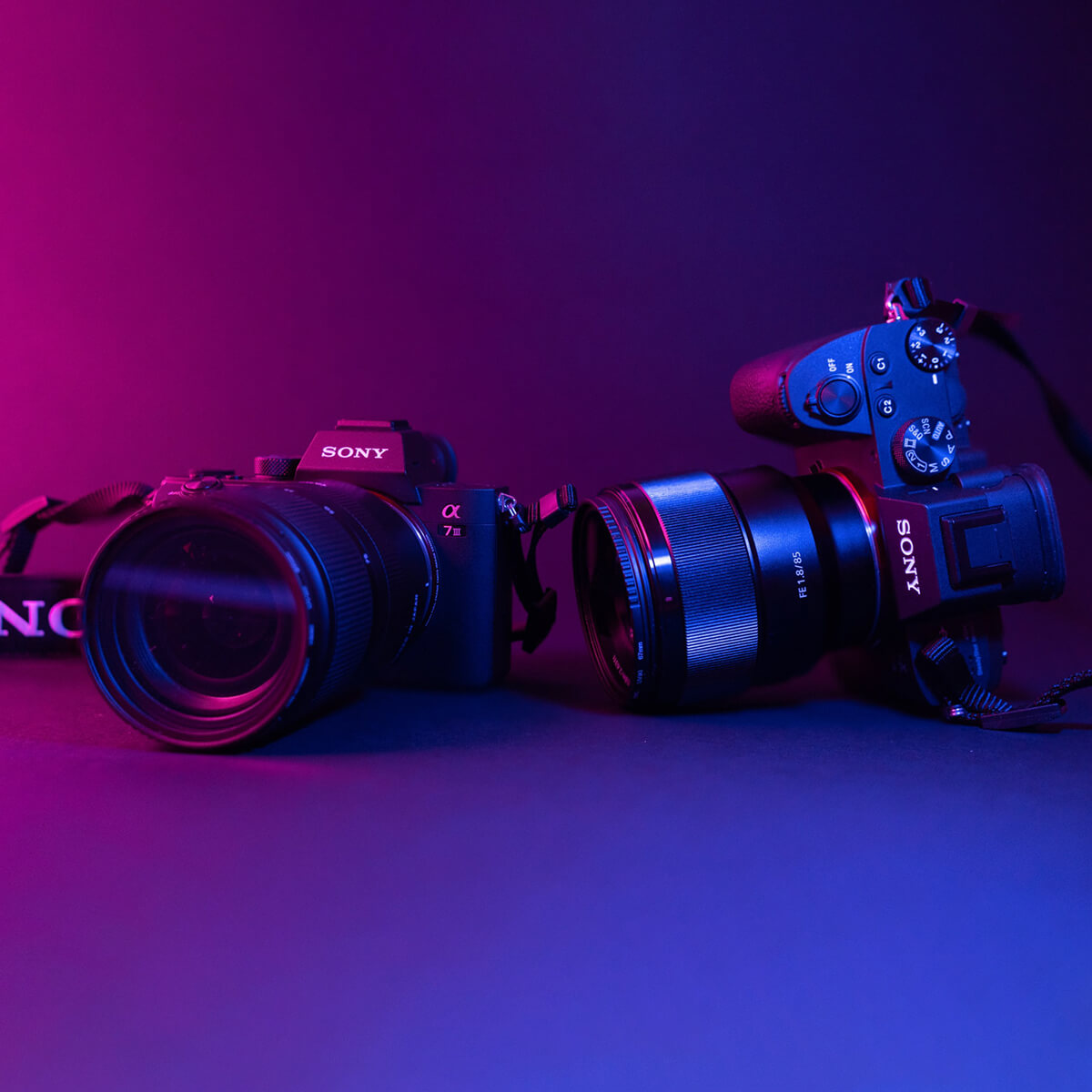 Best Sony Camera for Car Photography