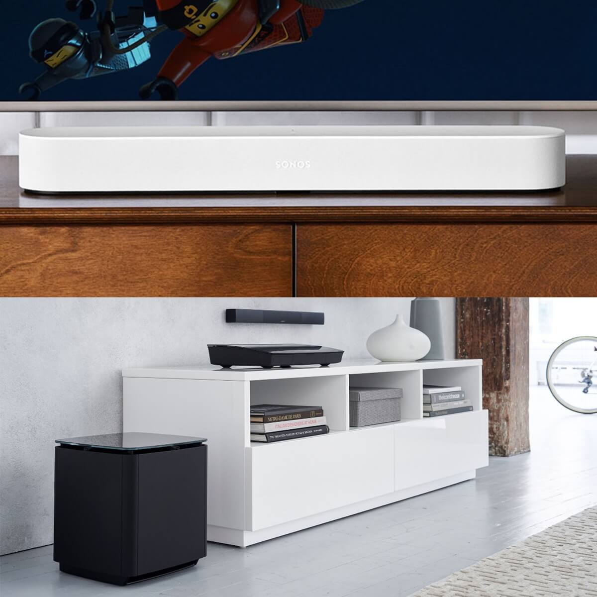Gaming TV Sound Systems