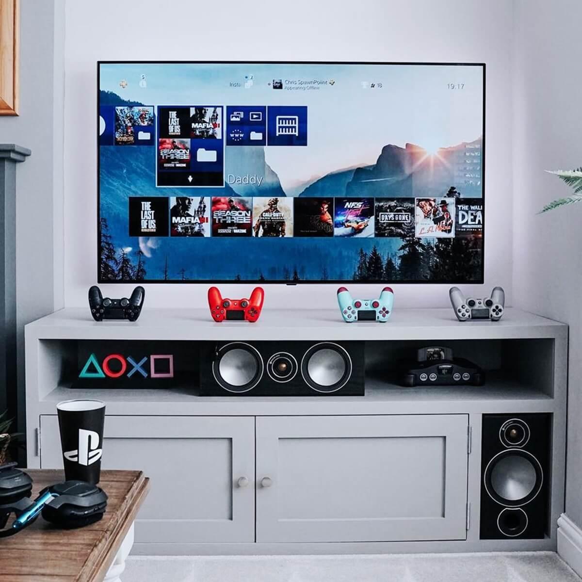 Best TV for Gaming Setup