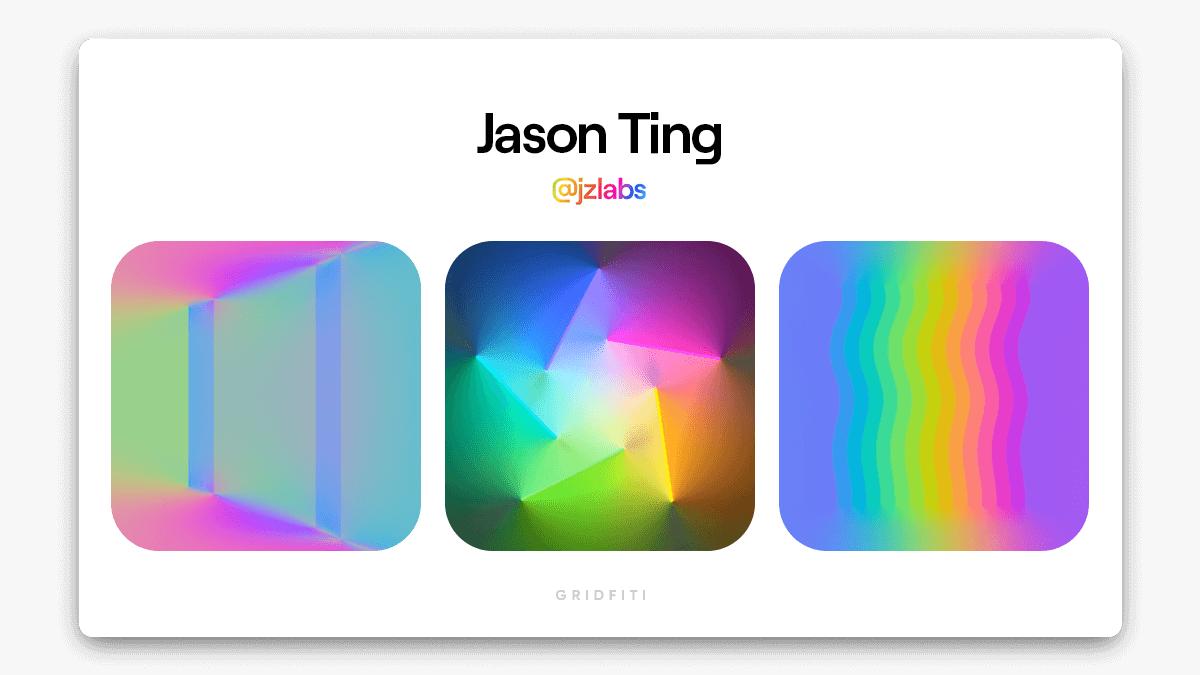 Jason Ting: Aesthetic NFT Artist