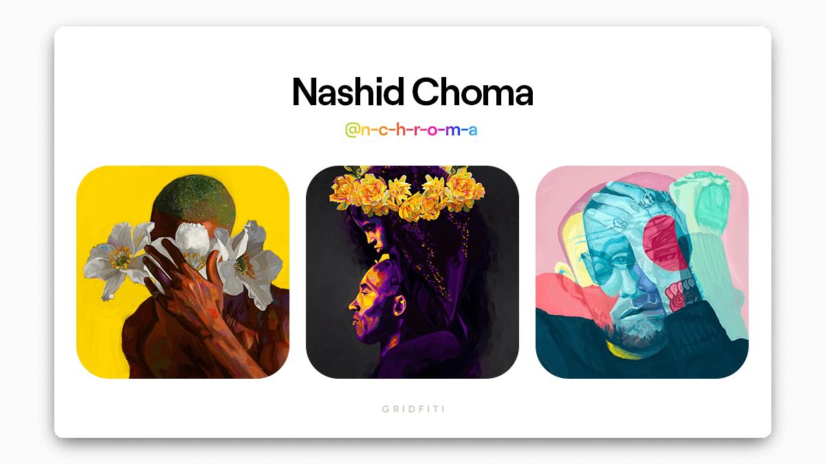 Nashid Choma: Musician NFT Artist