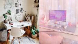 Best Aesthetic Desk Ideas for Workspace