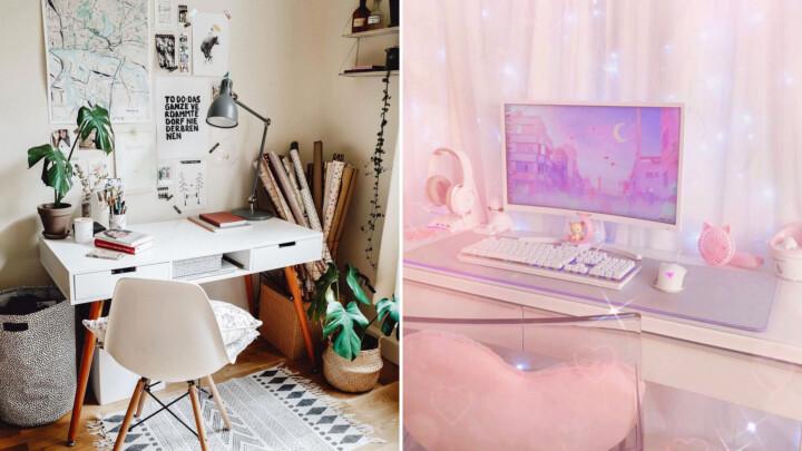 Best Aesthetic Desk Ideas for Workspace