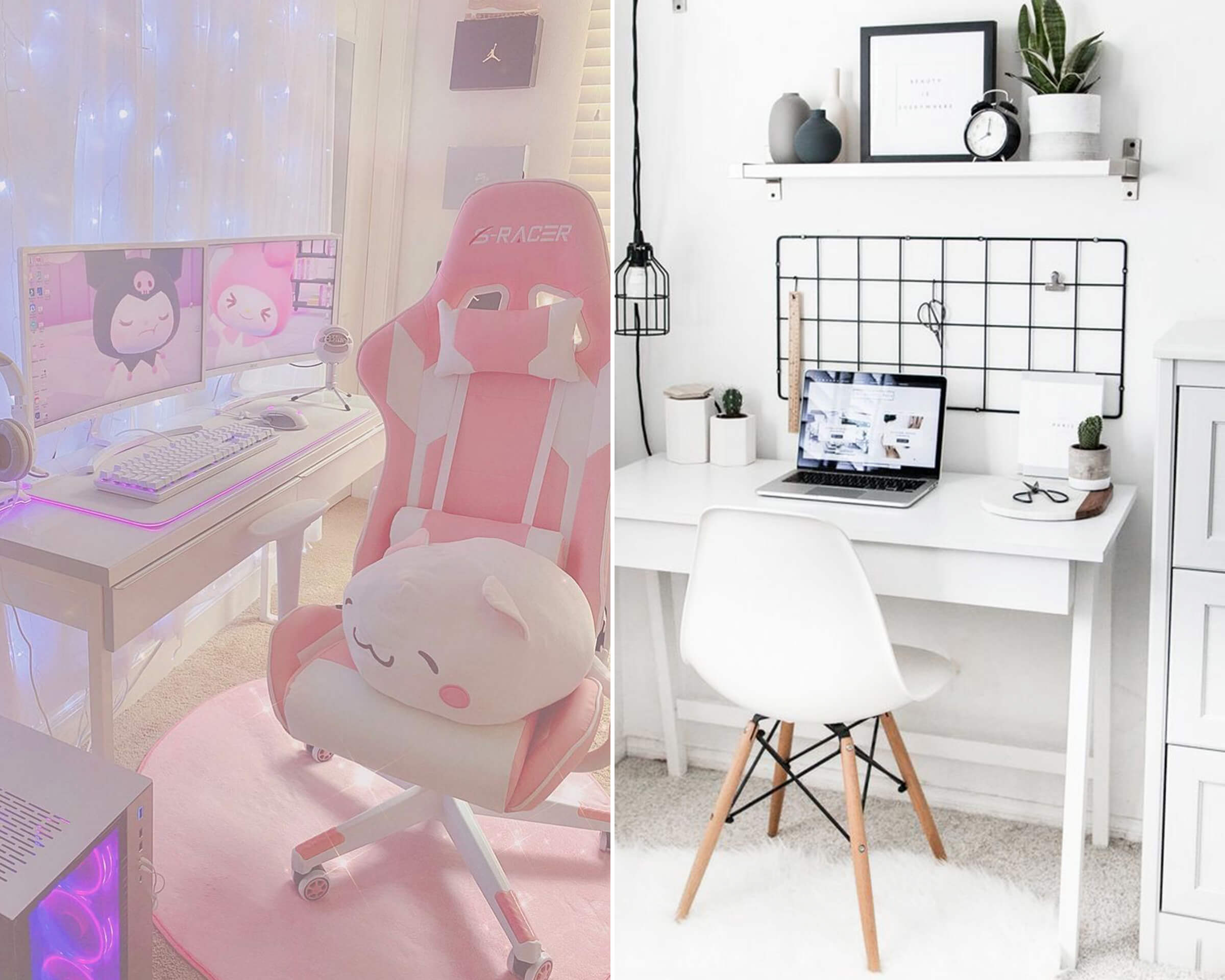 Aesthetic Desk Chairs