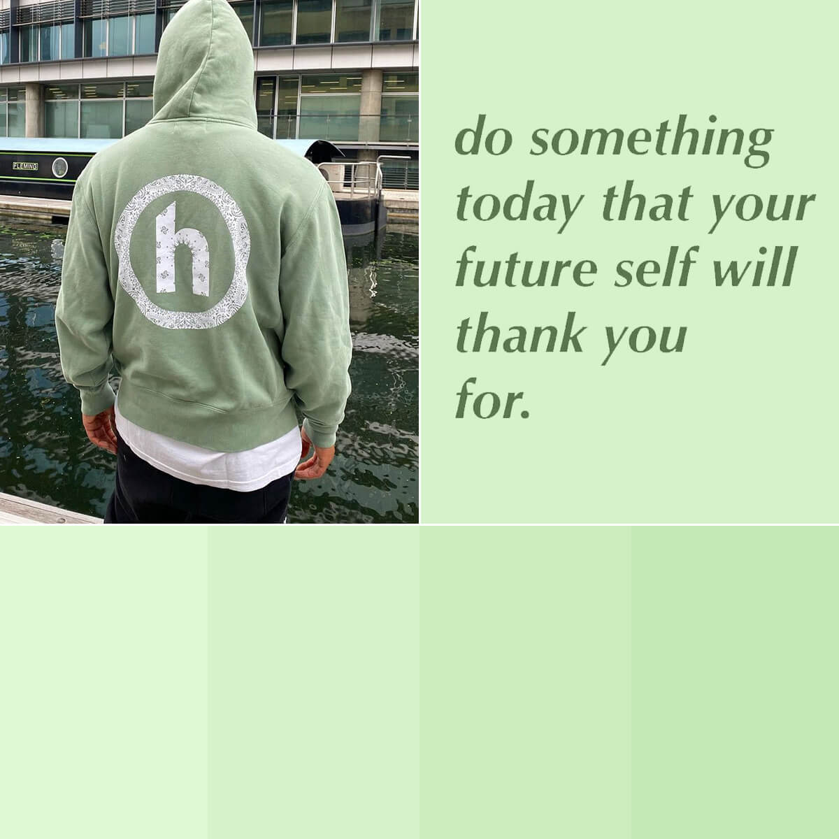 Soft Green Color Palette