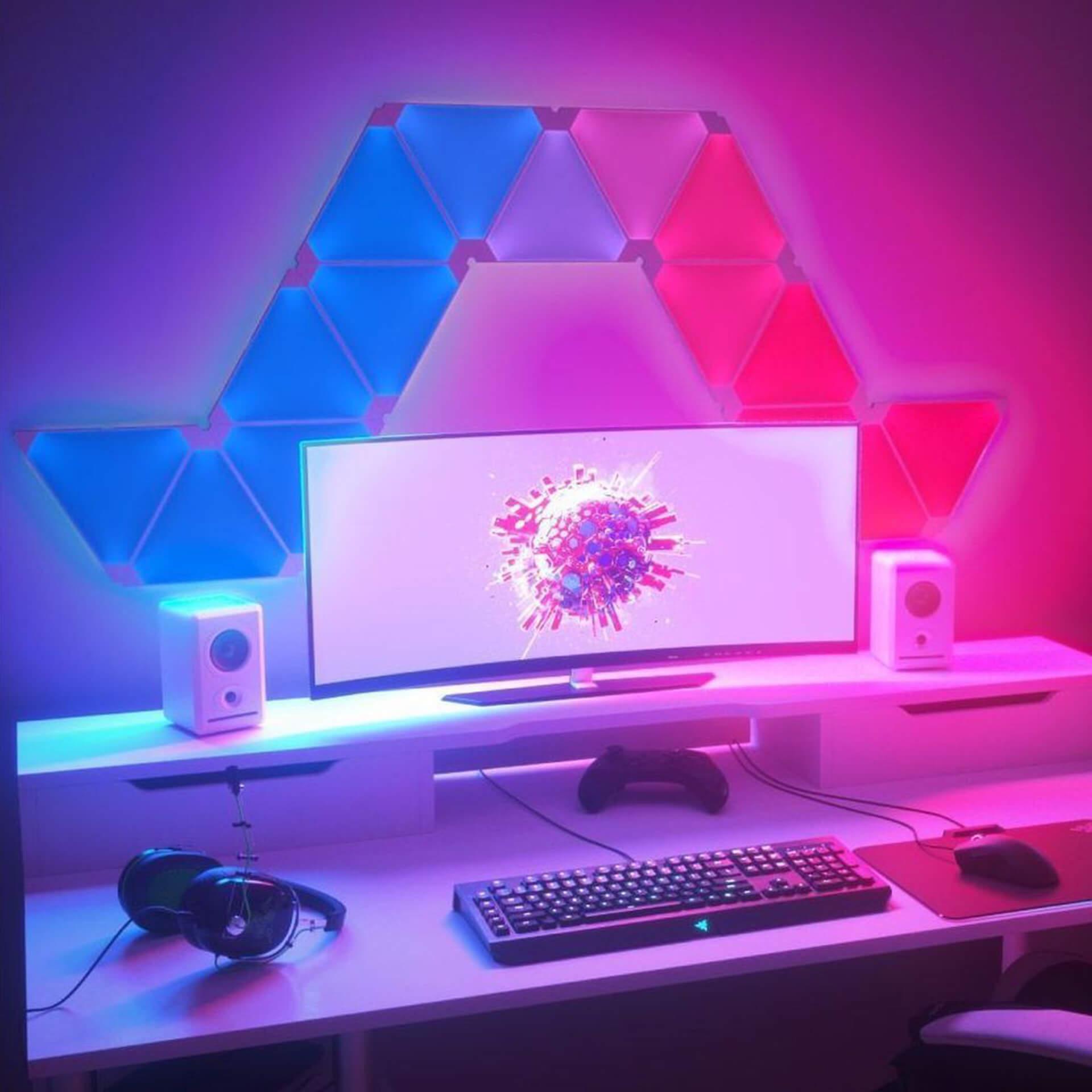 Nanoleaf Hexagon Desk Light
