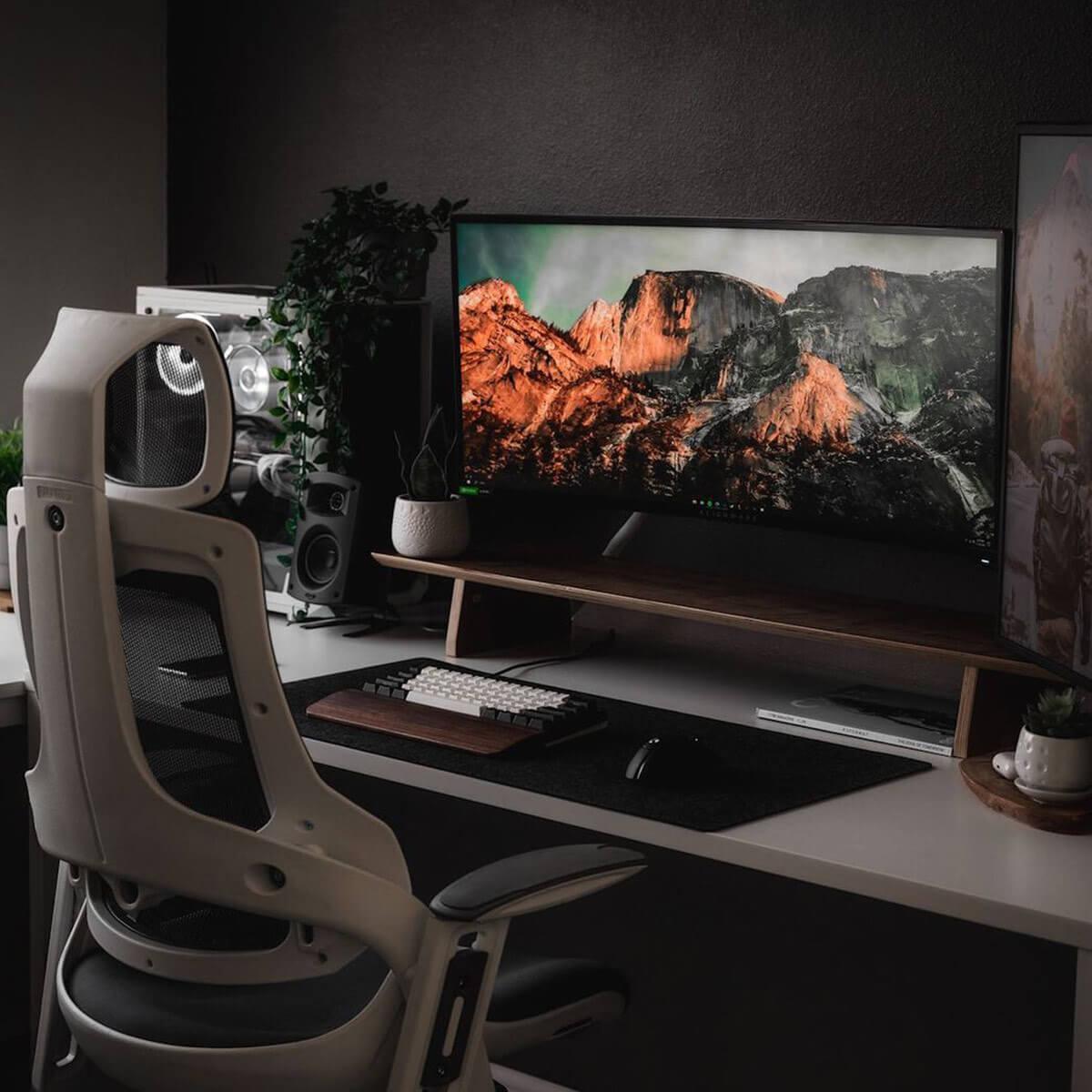 Minimal Gaming Chair