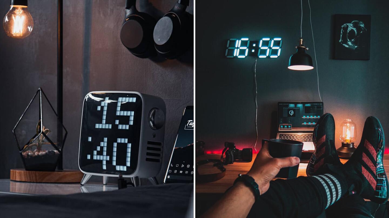 Best Modern Desk Clocks