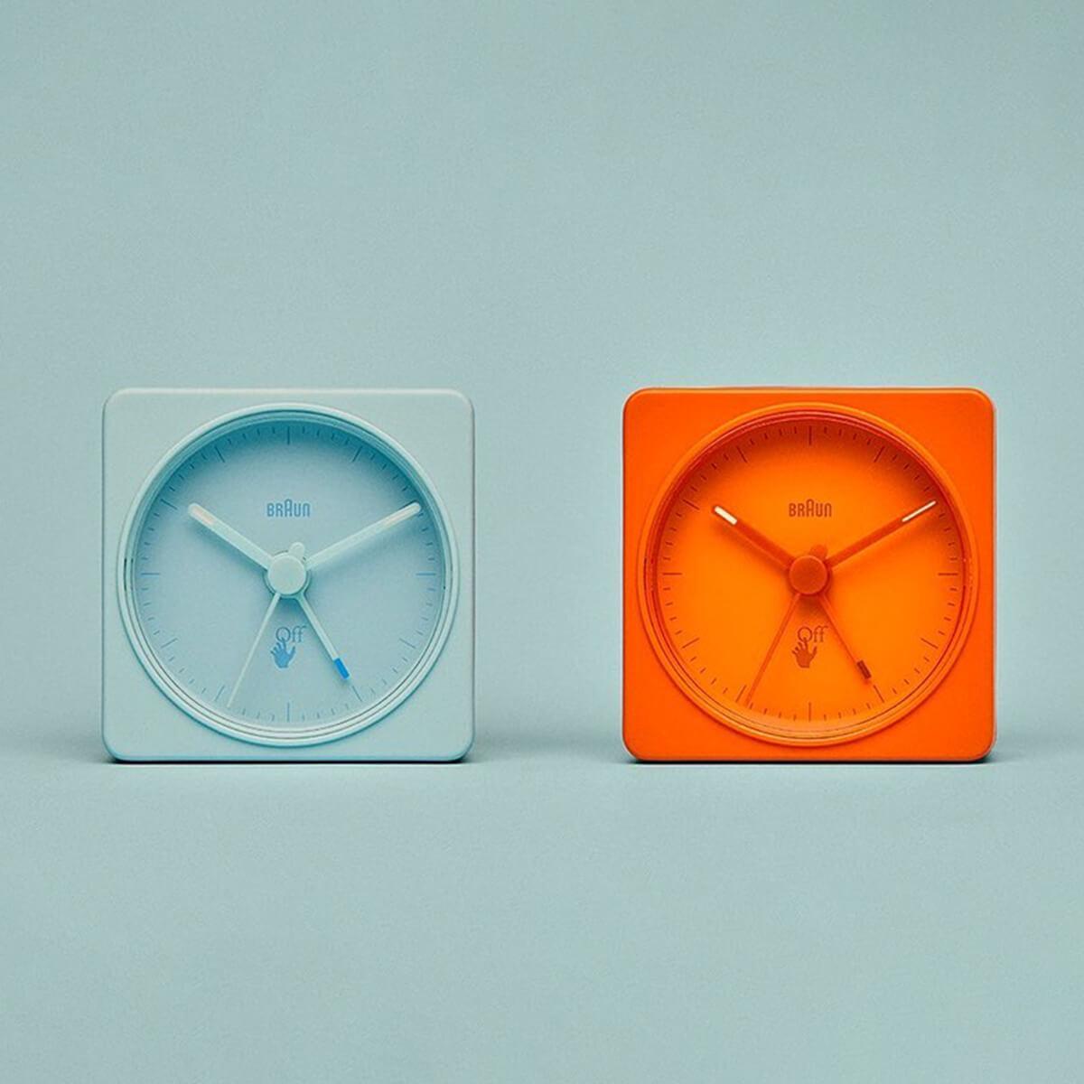 Colorful Modern Desk Clocks