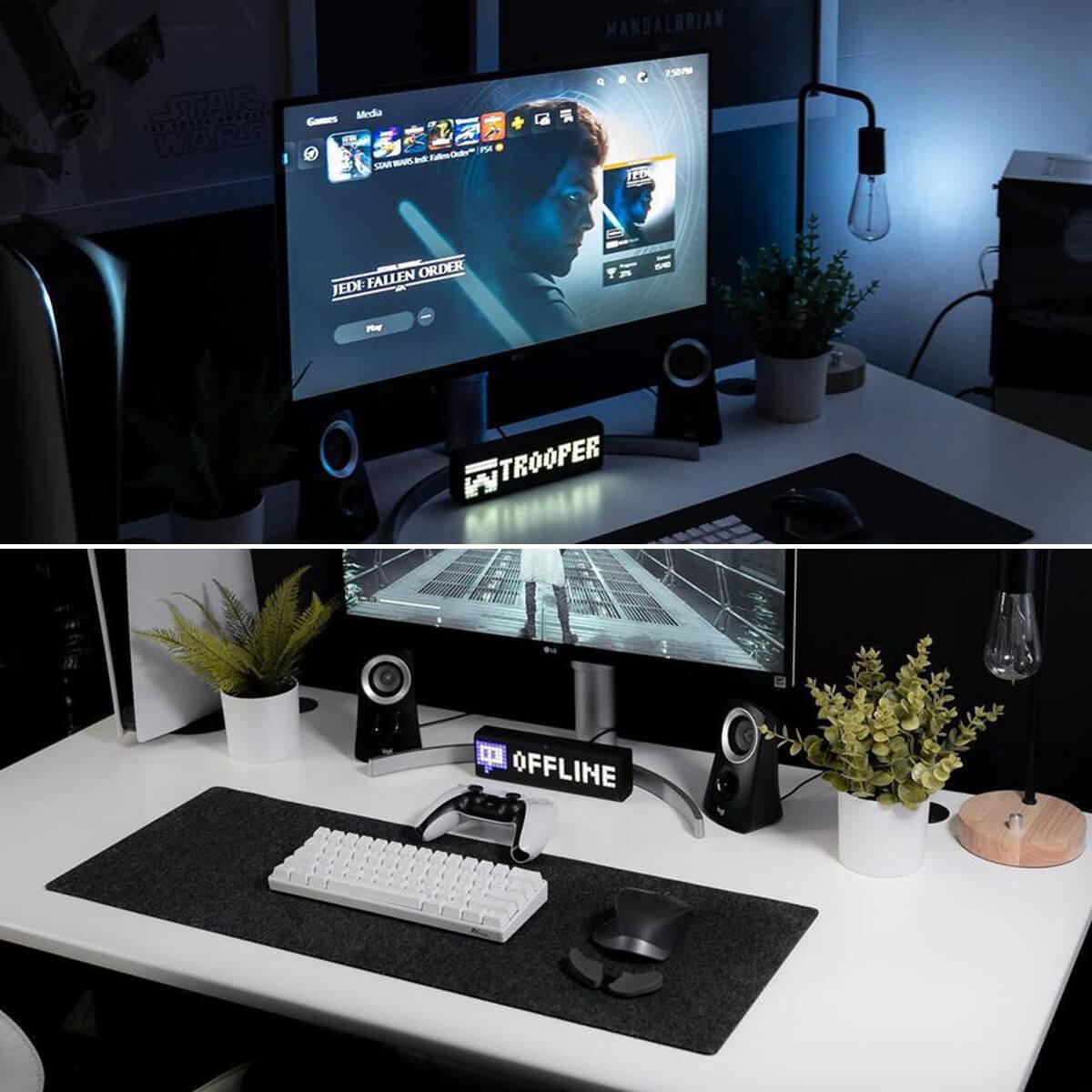 Gamer Clocks