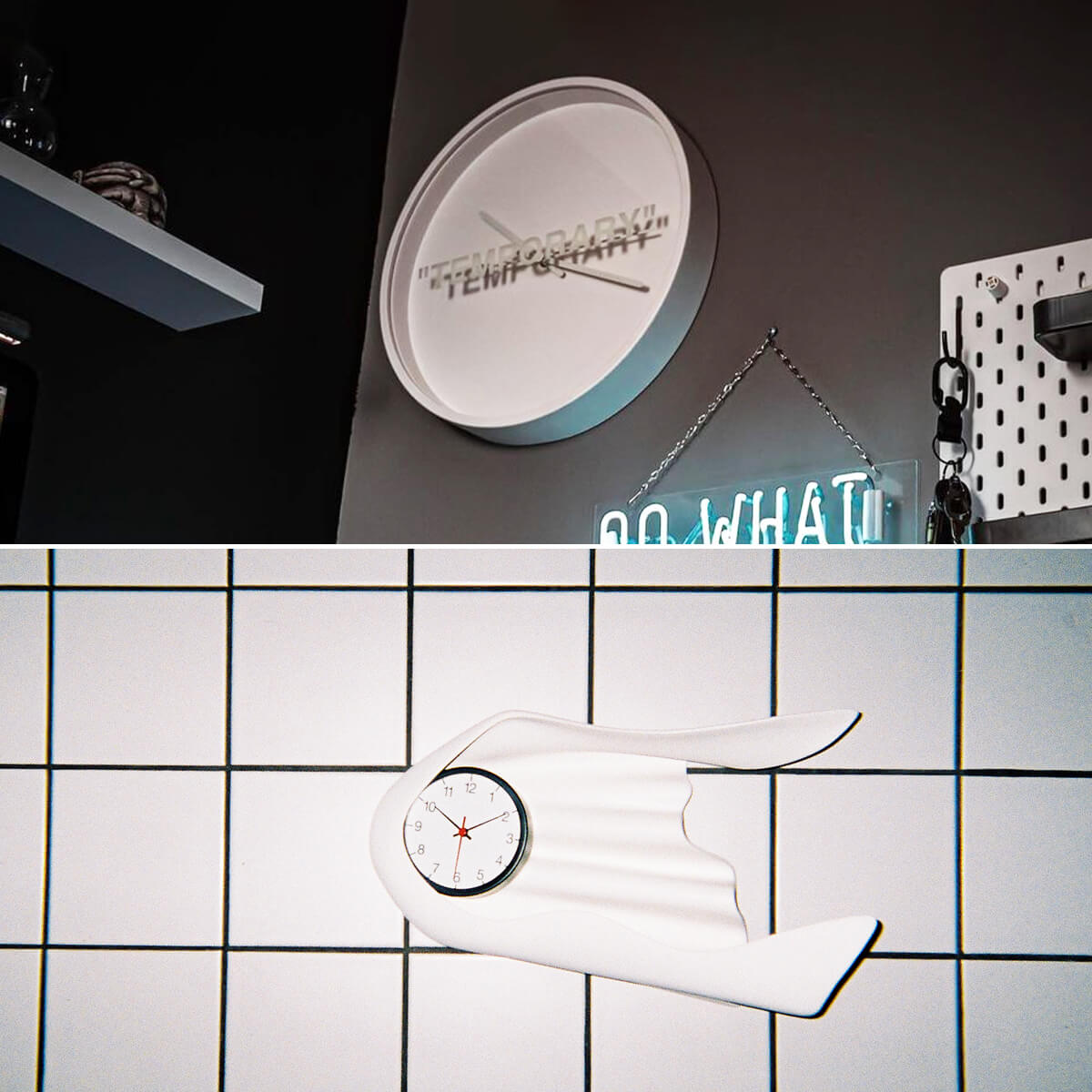 Luxury & Hypebeast Desk Clocks