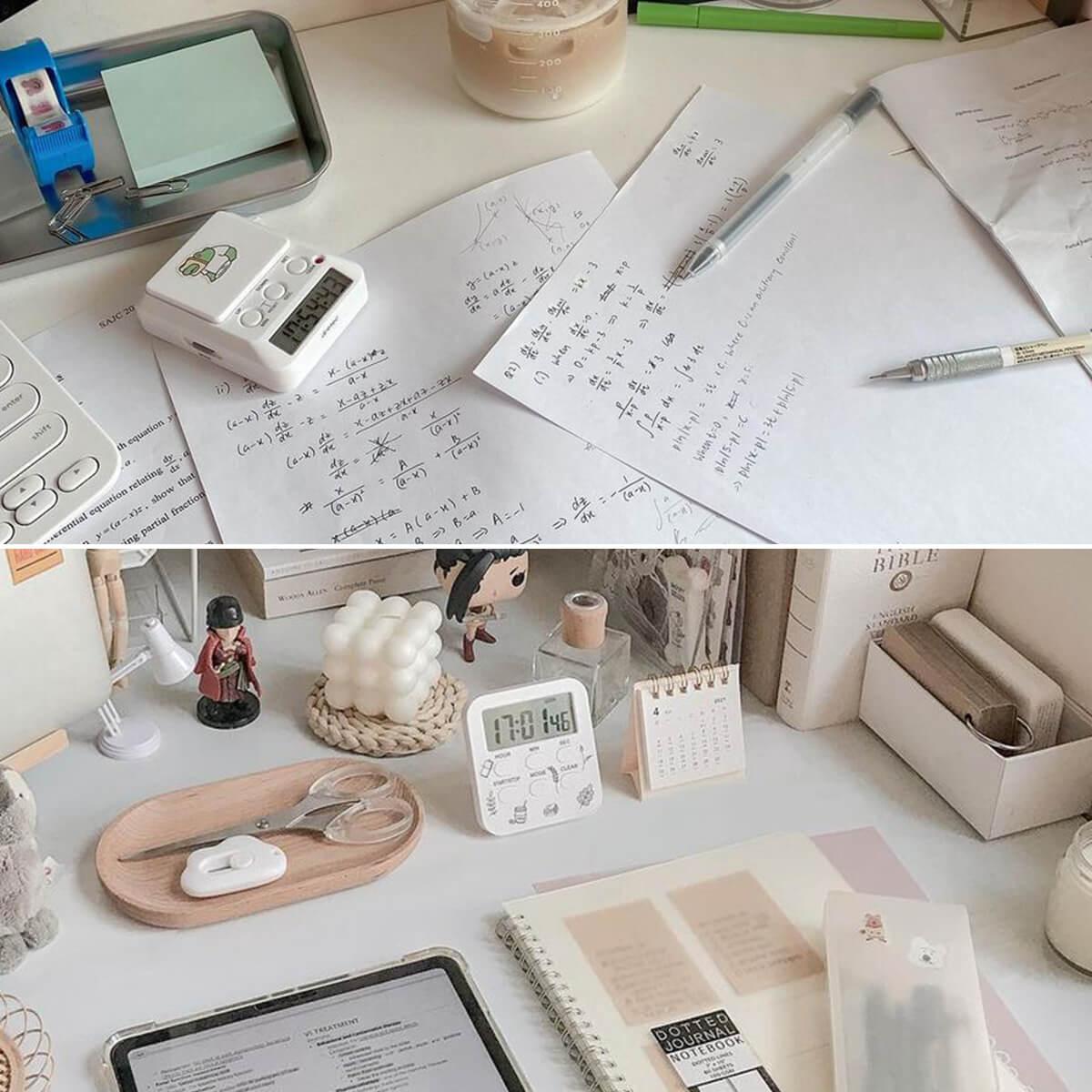 Desk Timers & Countdown Clocks