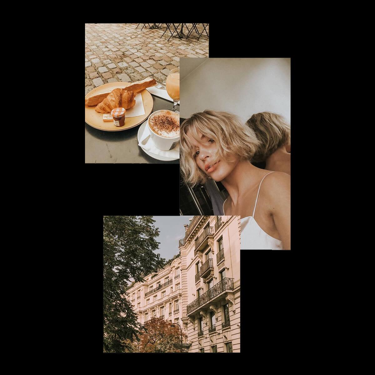 Paris Preset for Instagram