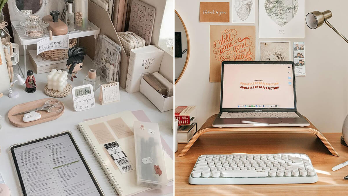 Studying Desk Accessories