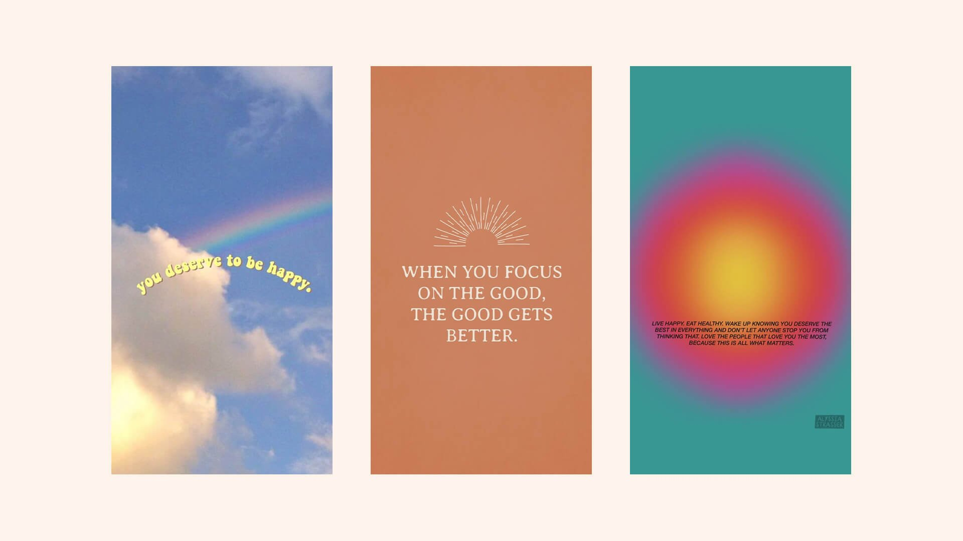 Aesthetic Quotes Wallpapers & Backgrounds