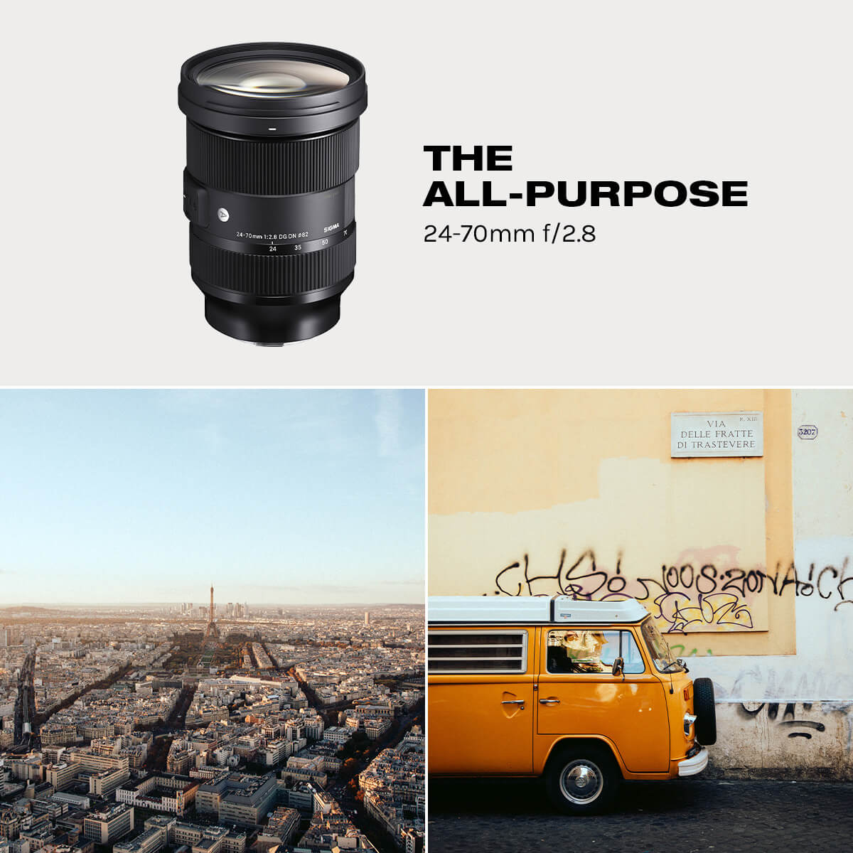 Best All-Purpose Lens for Travel
