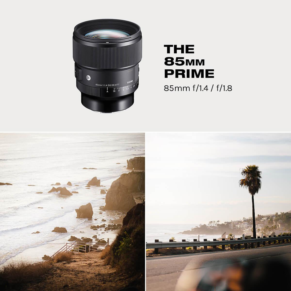 85mm portrait travel lens