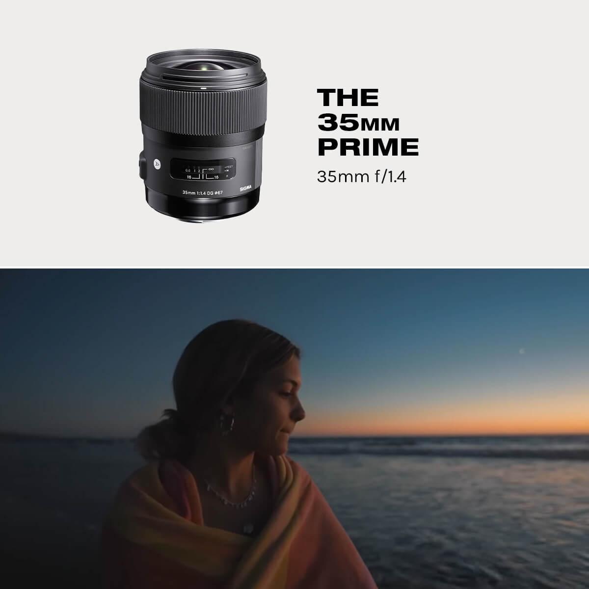Best Prime Lens for Vlog B-Roll