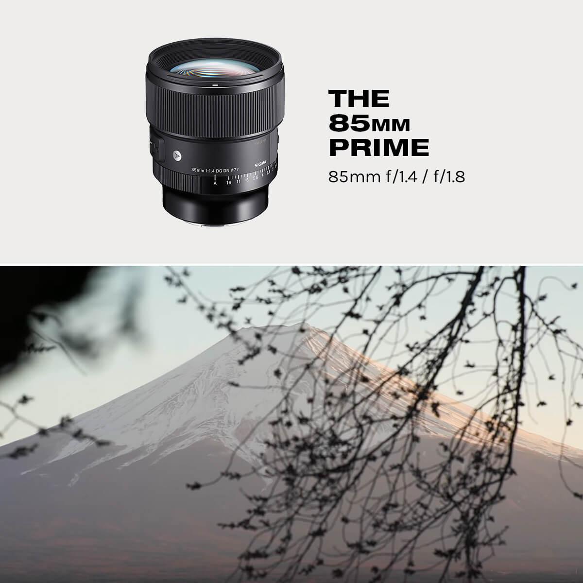 YouTube Prime Vlogger Lens for DSLR