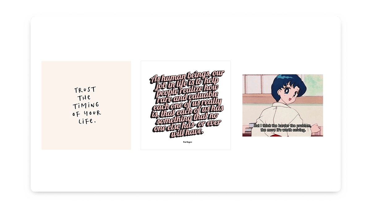 Notion Quotes Widget