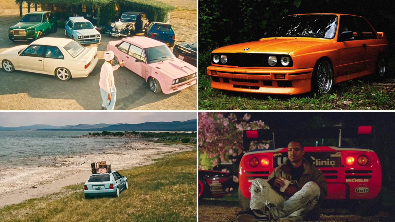 Tyler the Creator & Frank Ocean's Cars