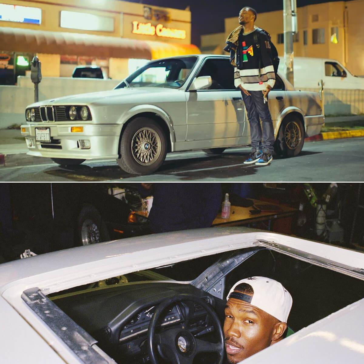 Frank Ocean's Cars
